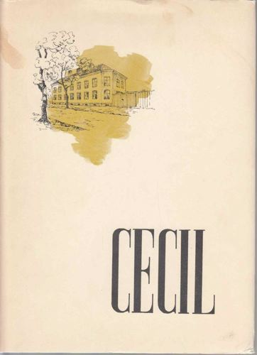 CECIL COLLIN-HANSEN.  En minnebok.