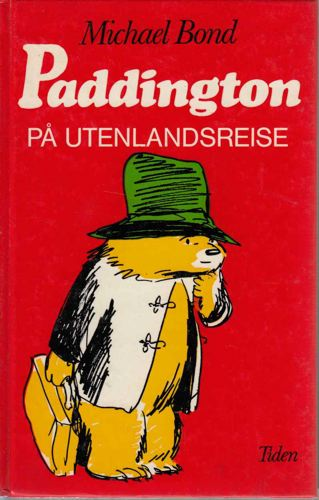 Paddington på utenlandsreise.