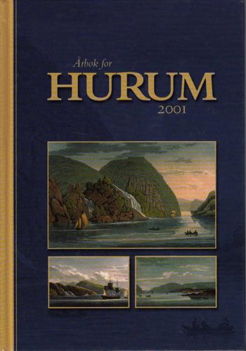 ÅRBOK FOR HURUM.