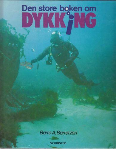 Den store boken om dykking.
