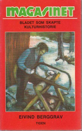 Magasinet - bladet som skapte kulturhistorie.