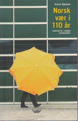 Norsk vær i 110 år.