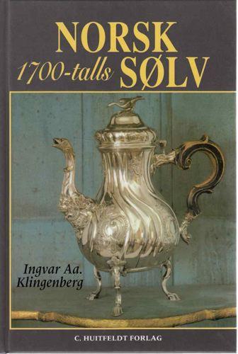 Norsk 1700 talls sølv.