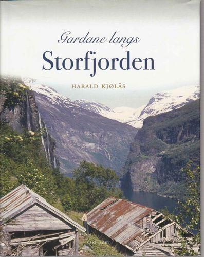 Gardene langs Storfjorden.