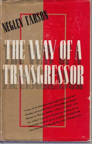The Way of a Transgressor.