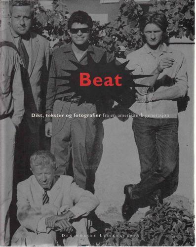 BEAT.  En antologi ved Jón Sveinbjørn Jónsson.