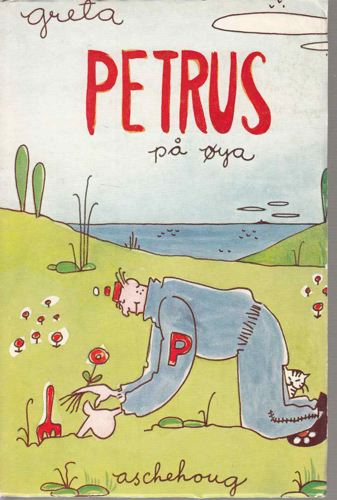 Petrus på øya.