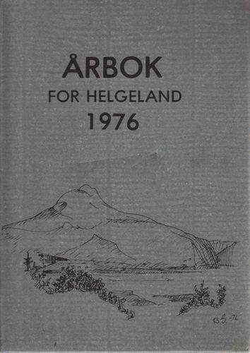ÅRBOK FOR HELGELAND.