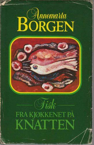 Fisk fra kjøkkenet på Knatten.