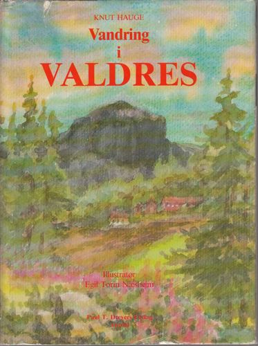 Vandring i Valdres.