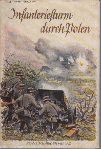 Infanteriesturm durch Polen.