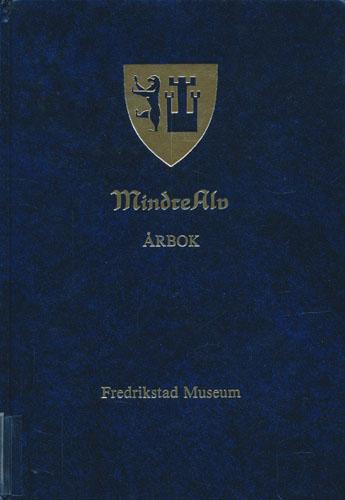 MINDREALV.  Årbok for Fredrikstad Museum