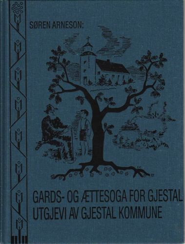 Gards- og ættesoga for Gjestal.