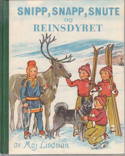 Snipp, snapp, snute og reinsdyret.