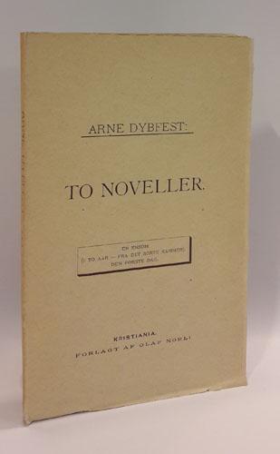 To noveller.
