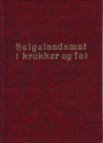 Helgelandsmat i krukker og fat.