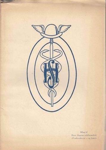 SANDEFJORD HANDELSSTANDS FORENING 1901-1951.
