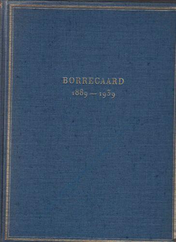 BORREGAARD 1889-1939.