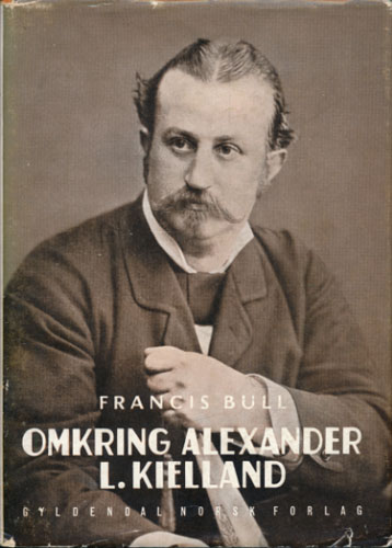 (KIELLAND, ALEXANDER L.) Omkring Alexander L. Kielland.