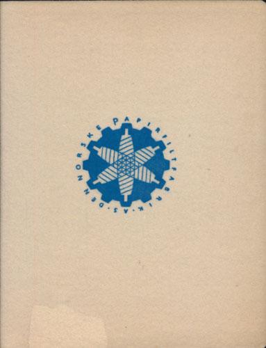 (FILTFABRIKKEN) 50 år i treforedlingsindustriens tjeneste. A/S Den norske Papirfiltfabrik 1916-1966.