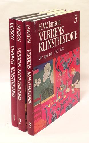 Verdens kunsthistorie.