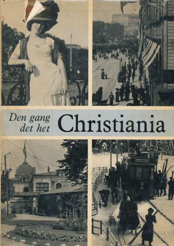 Den gang det het Christiania.