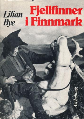 Fjellfinner i Finnmark.