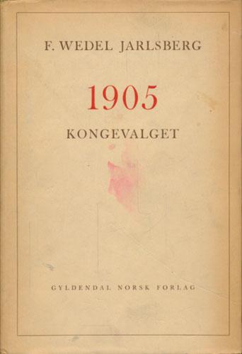 1905. Kongevalget.
