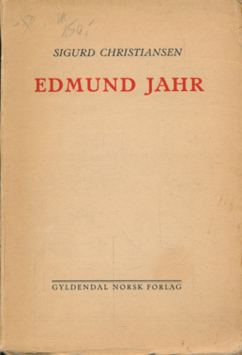 Edmund Jahr. Skuespil.
