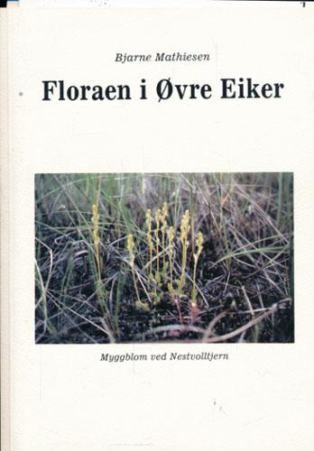 Floraen i Øvre Eiker.