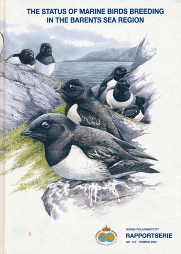 The Status of Marine Birds Breeding in the Barents Sea Region.