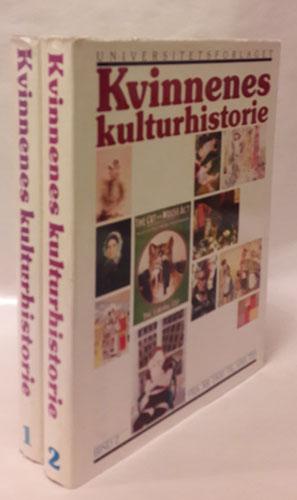 KVINNENES KULTURHISTORIE.  Redaktører Kari Vogt, Sissel Lie, Karin Gundersen (og) Jorunn Bjørgum.