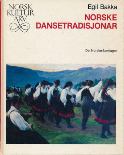 Norske dansetradisjonar.