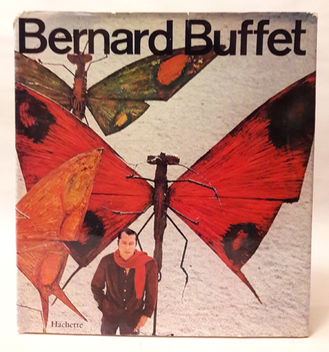 (BUFFET, BERNARD) Bernard Buffet. Legendes Annabel Buffet. Images Luc Fournol. Mis en page Jean Widmer.