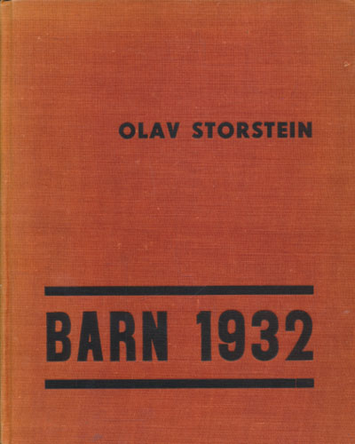 Barn 1932.