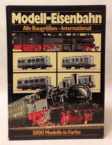 INTERNATIONALER MODELL-EISENBAHN-KATALOG /  International Model Railways Guide / Guide international des chemins de fer de modèle réduit.