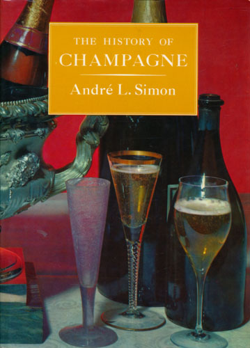 The History of Champagne.