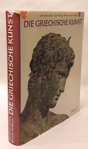 Die griechische Kunst. Aufnahmen von Max Hirmer.