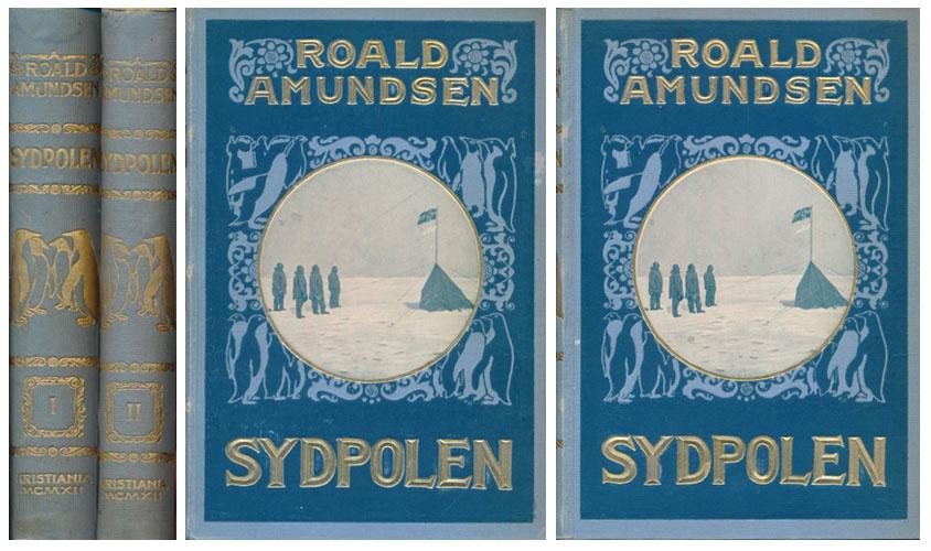 Sydpolen. Den norske Sydpolsfærd med Fram 1910-1912.