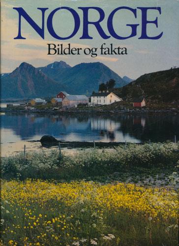 NORGE.  Bilder og fakta. Med innledning av Pio Larsen og tegninger av Hans Gerhard Sørensen.