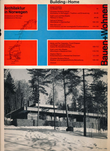ARCHITEKTUR IN NORWEGEN