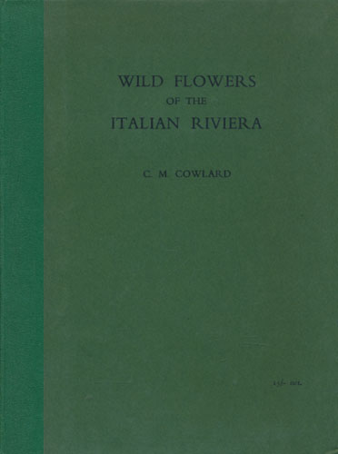 Wild Flowers of the Italian Riviera by -.