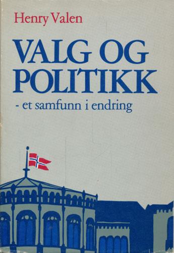 Valg og politikk - et samfunn i endring.