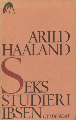(IBSEN, HENRIK) Seks studier i Ibsen.