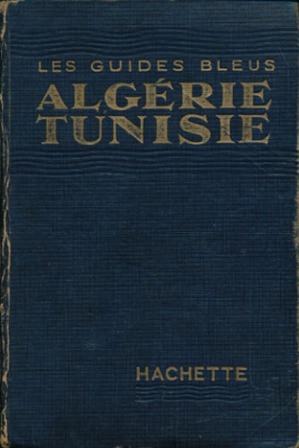 ALGÉRIE TUNISIE.